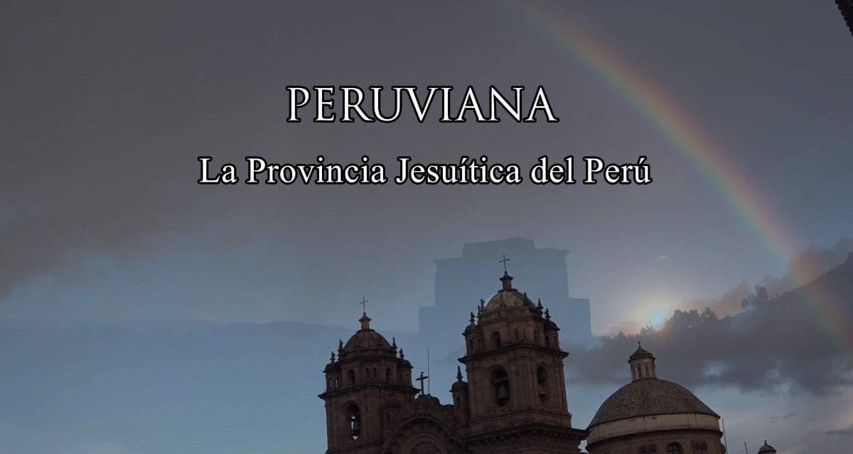 Documental sobre la Provincia Jesuita Peruana: Primeras imágenes