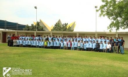 Mes de Misión en el Colegio Cristo Rey de Tacna