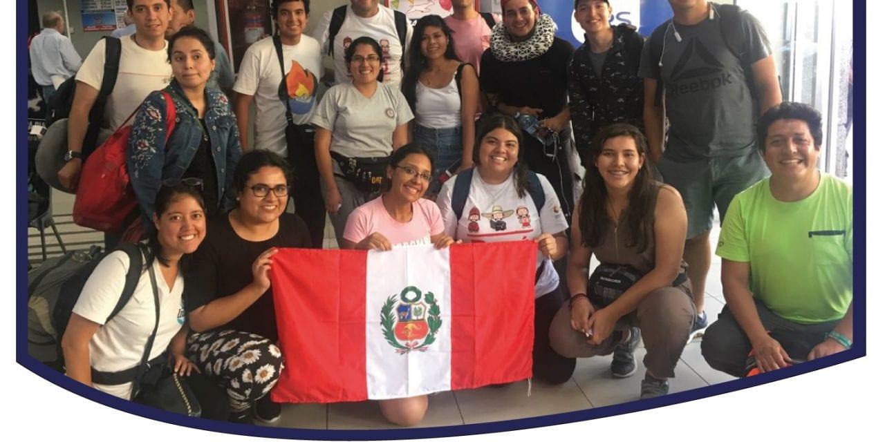 Delegación peruana al MAGIS 2019 llegó a Costa Rica