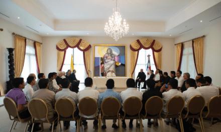 """Francisco a los jesuitas de Centroamérica: """"Jugarse la vida"""""""