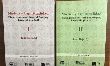 """Nueva edición del """"Sílex"""" de Antonio Ruiz de Montoya SJ"""