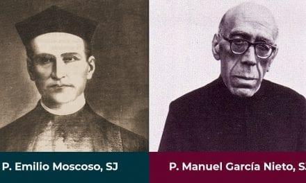 Dos jesuitas en camino a los altares