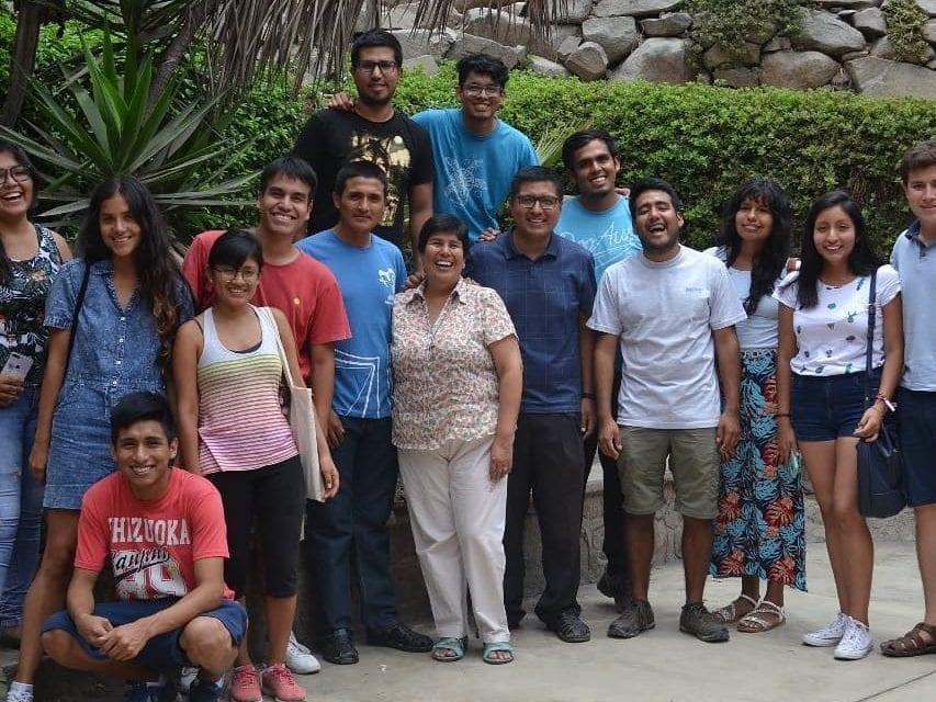 Estudiantes jesuitas: Experiencia de inserción en San Juan de Lurigancho