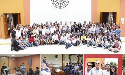 Comunidad educativa del Colegio San José realizó Ejercicios Espirituales