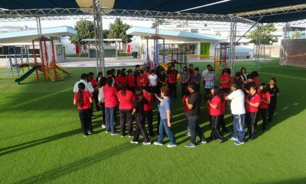 Colegio Cristo Rey: Taller de Autocuidado y Espiritualidad