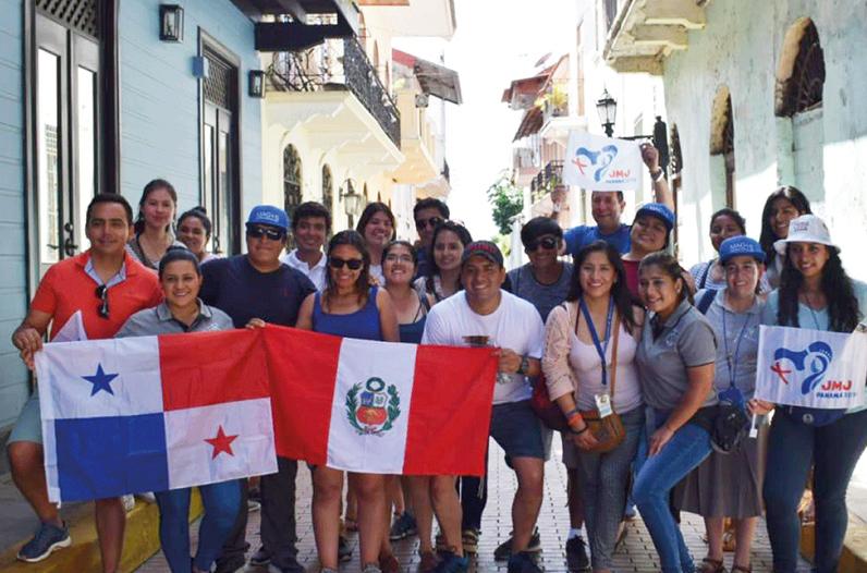 JMJ Panamá 2019: Una gran experiencia para la delegación ESEJOVEN