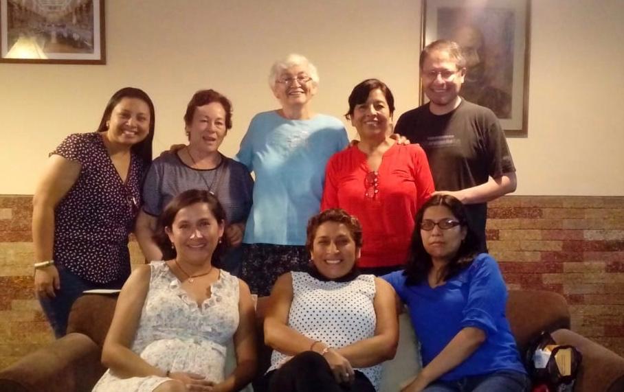 Reunión de la red de Centros Loyola