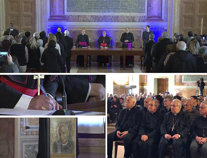 Se abre oficialmente el proceso de beatificación del P. Pedro Arrupe SJ
