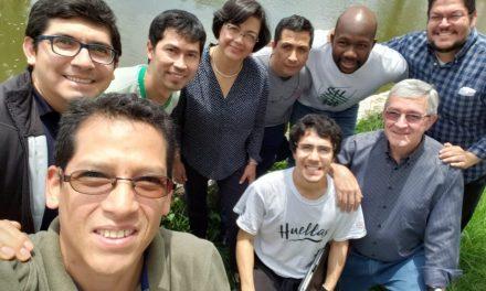 Triduo de renovación de votos en el CIF de Bogotá