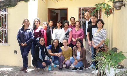 Visita del Padre Provincial a Ayacucho