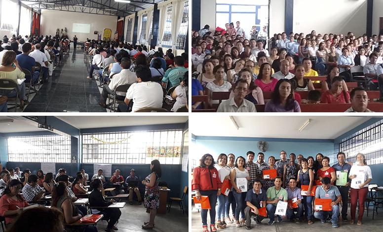 Jaén: XVII Taller de Pedagogía y Espiritualidad