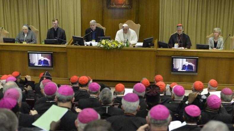 Encuentro en el Vaticano sobre la protección de los menores en la Iglesia