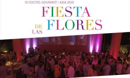 Agradecimiento IX Cóctel Gourmet Asia 2019 – Fiesta de las flores