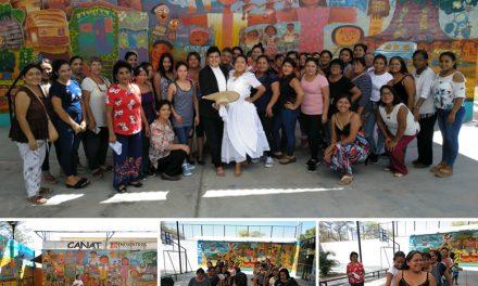"""CANAT: Apertura del Programa """"Trabajadoras del Hogar"""""""
