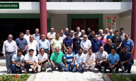Encuentro de Religiosos Presbíteros de la CRP