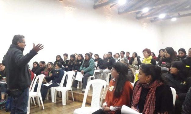Plataforma Jesuita Cusco: Talleres de formación a colaboradores
