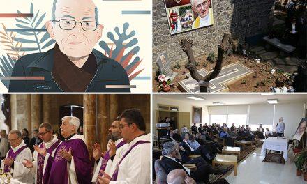 Cinco años del asesinato del jesuita Frans van der Lugt