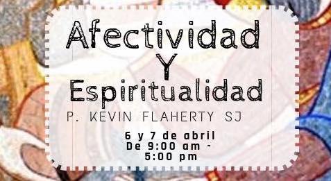 """Curso """"Afectividad y Espiritualidad"""""""