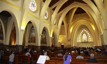 Nuestra Señora de Fátima: Programa de Semana Santa 2019