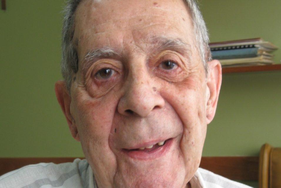 Falleció el P. Luis María de Benito SJ