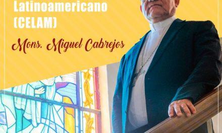 Mons. Miguel Cabrejos, nuevo Presidente del CELAM