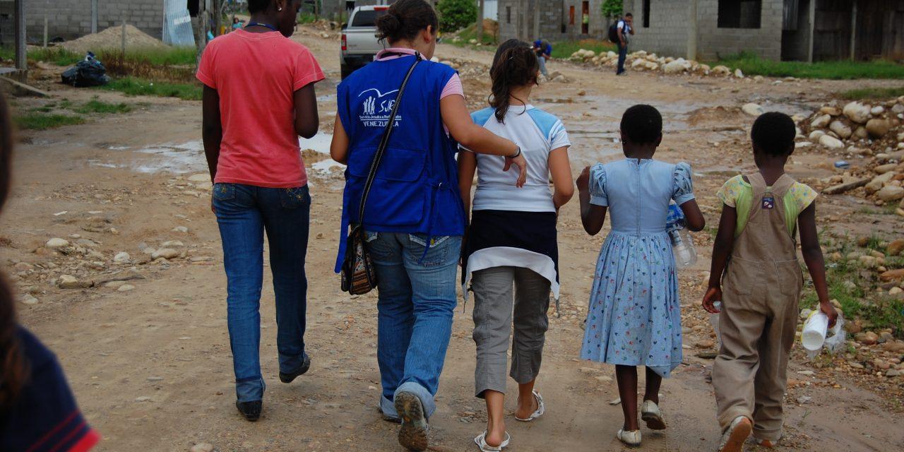 El Servicio Jesuita para los Refugiados renueva su compromiso