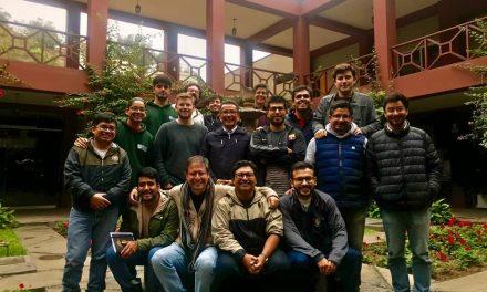 Jesuitas en formación reflexionaron sobre las PAU
