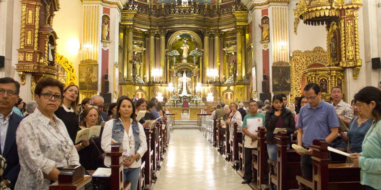 Eucaristía en San Pedro por los 175 años del Apostolado de la Oración