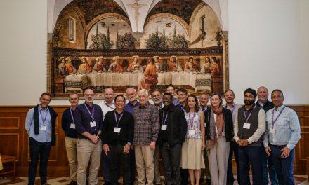 Delegados de Oficinas de Desarrollo de las Conferencias Jesuitas se reunieron en Roma