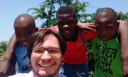 Carlos Alomía, SJ: Magisterio en Dajabón (República Dominicana)