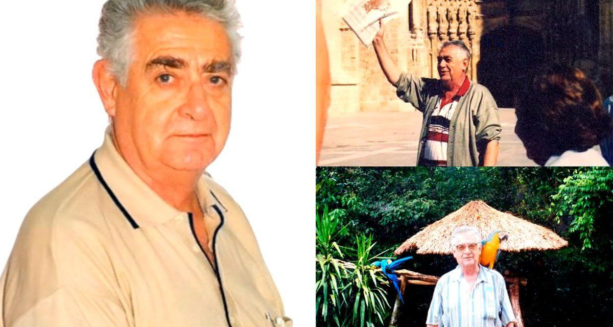 Recordando al P. Ángel Palencia SJ