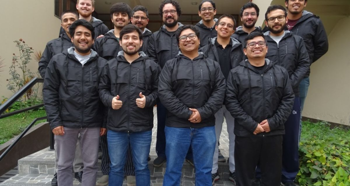 Retiro y Encuentro de Estudiantes Jesuitas 2019