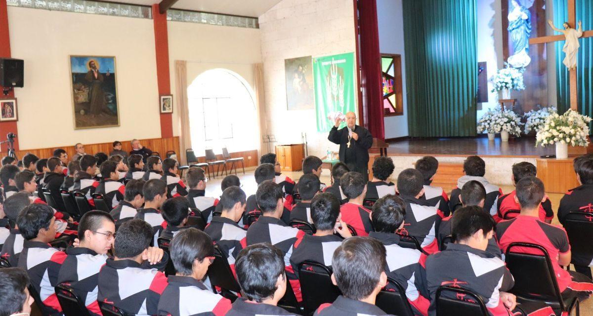 Cardenal Pedro Barreto en Arequipa