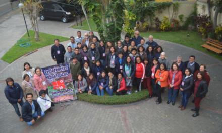 Encuentro anual del Programa de Colaboración en el Corazón de la Misión
