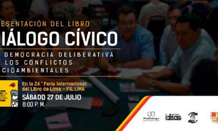 Presentaciones de libros en la FIL Lima 2019