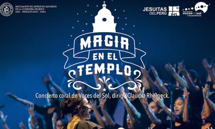 """""""Magia en el Templo"""""""