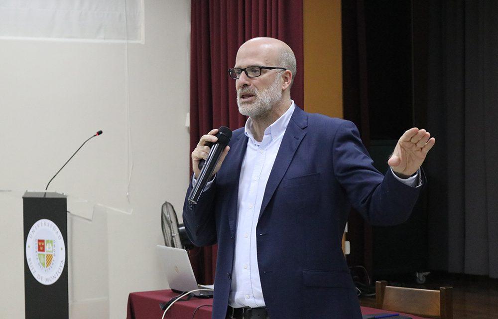 P. Daniel Villanueva, SJ visitó el Perú