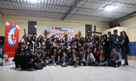 Trujillo: V Foro Juvenil Ignaciano