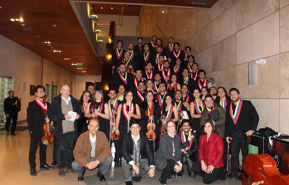 VibrAmérica: el concierto sinfónico que unió Perú y Venezuela