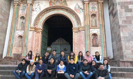 Voluntariado de Invierno 2019 se realiza en Quispicanchi