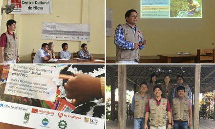 SAIPE, Fe y Alegría y AVSI lanzan iniciativas sociales en Condorcanqui