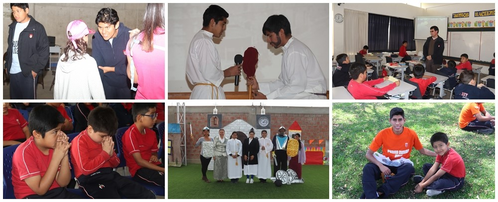 Colegio Cristo Rey de Tacna vivió su Semana Jesuita 2019