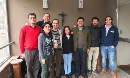 Se reunió la Comisión de Pastoral Juvenil y Vocacional Jesuita