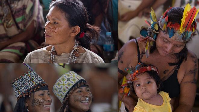"""Campaña radial """"Las voces de las mujeres indígenas ante el Sínodo de la Amazonía"""""""