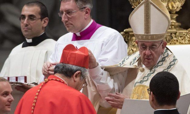 Tres jesuitas serán creados cardenales