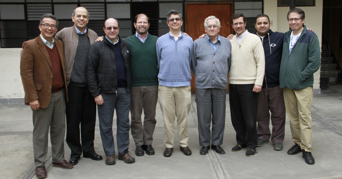 Provinciales Jesuitas de Perú, Bolivia y Ecuador evaluaron Casas Regionales de Formación