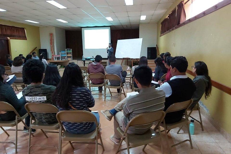 """Chiclayo organizó taller """"Renovando la Misión Jesuita"""""""