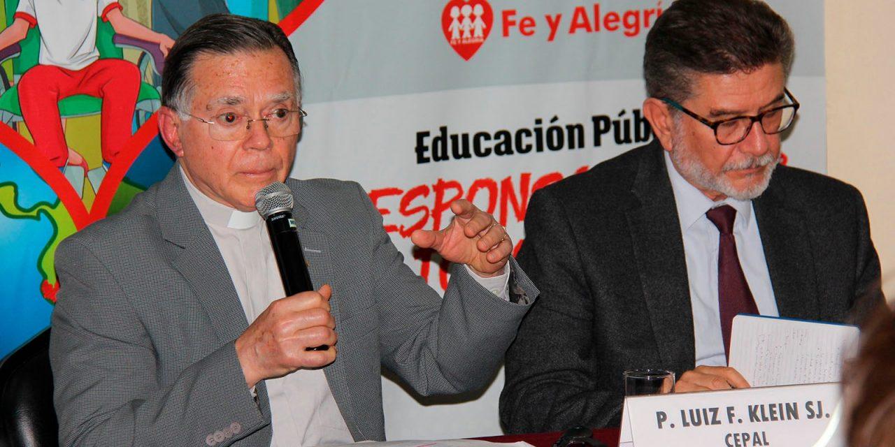 III Seminario Educativo de Fe y Alegría del Perú