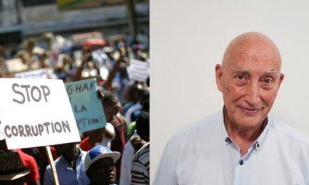 """Jorge Beneito, SJ: """"Hay en Haití un grupo que tiene mucho dinero y el resto del país sufre las consecuencias"""""""