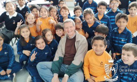 Semana Jesuita en el Colegio de la Inmaculada
